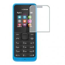 Nokia 105 (2015) מגן מסך הידרוג'ל שקוף (סיליקון) יחידה אחת סקרין מובייל
