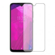 T-Mobile Revvlry+ מגן מסך הידרוג'ל שקוף (סיליקון) יחידה אחת סקרין מובייל