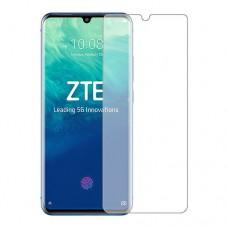 ZTE Axon 10 Pro 5G מגן מסך הידרוג'ל שקוף (סיליקון) יחידה אחת סקרין מובייל